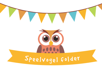 Folder De Speelvogel