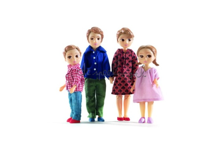 DJ07810 Poppenhuis - Familie Thomas & Marion
