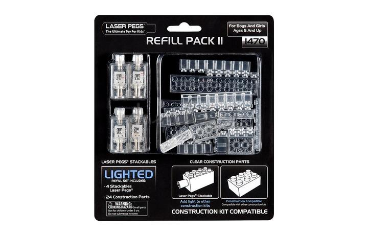 Laser peg refill pack B