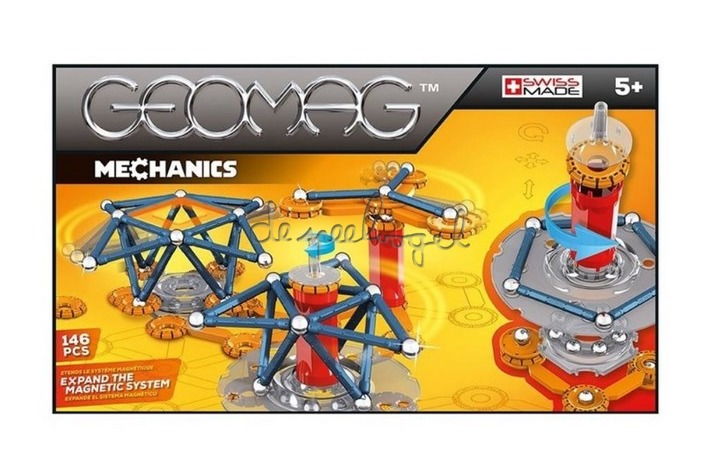 722 GEOMAG MECHANICS 146 stucks