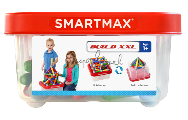 SMX 907 SmartMax Build XXL