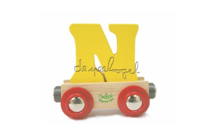 984 Wagon letter N