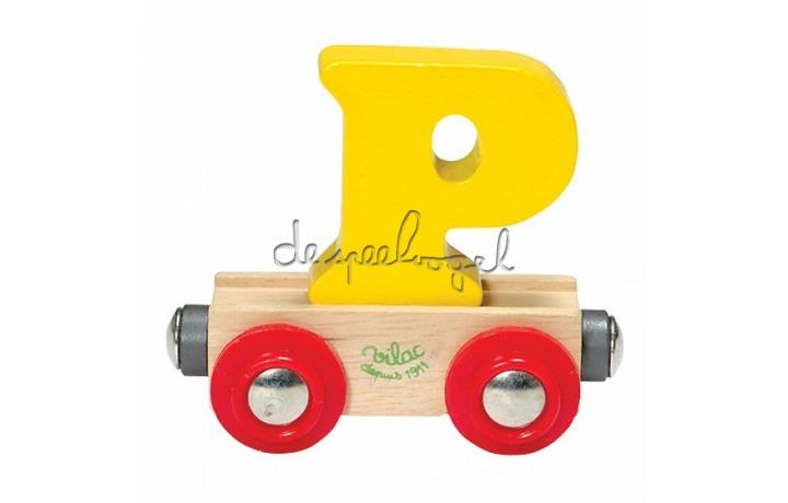 986 Wagon letter P