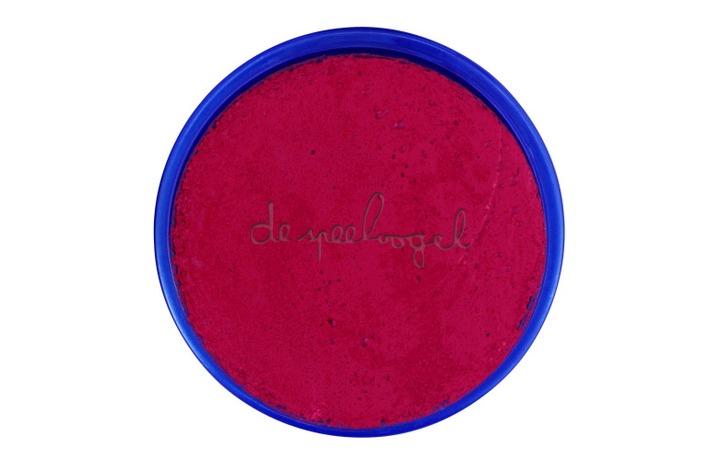 1118055 Professioneel schminkdoosje 18ml rood