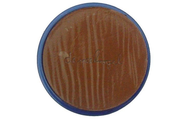 1118988 Professioneel schminkdoosje 18ml licht bruin