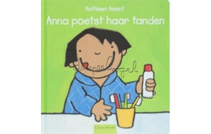 Anna poetst haar tanden /Amant, K.