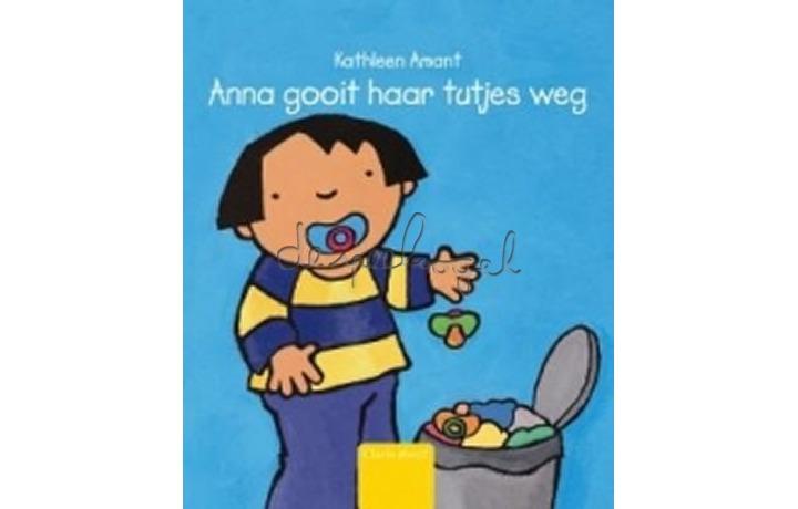 Anna gooit haar tutjes weg /Amant, K.