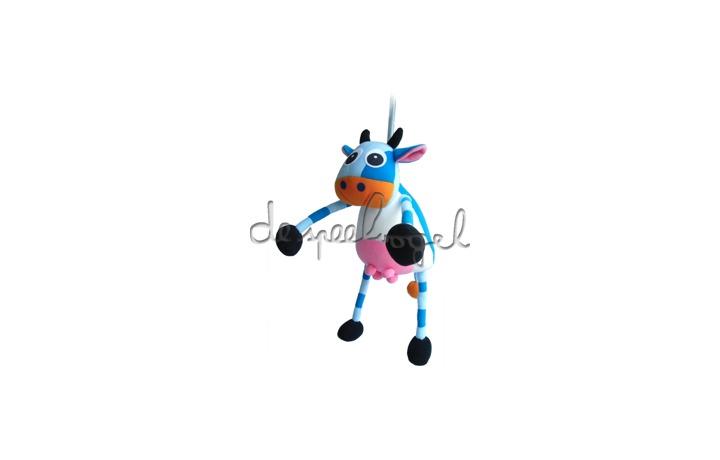 Wiebelbeest koe