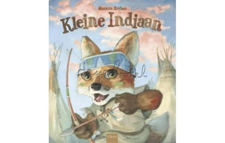 Kleine Indiaan / Quentin Gréban