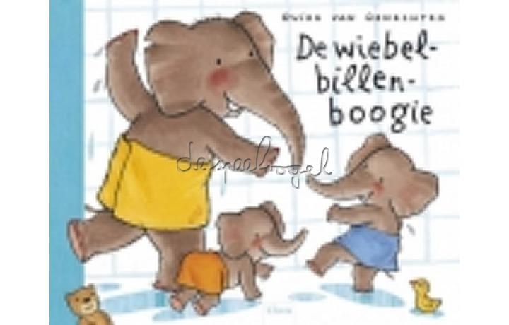 De wiebelbillenboogie  /Genechten, G. van