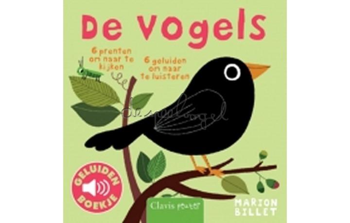 De vogels (geluidenboekje) /Billet, M.