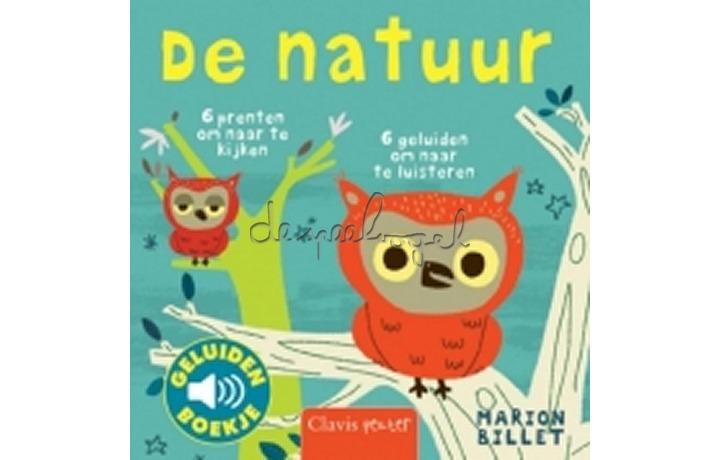 De natuur (geluidenboekje) /Billet, M.