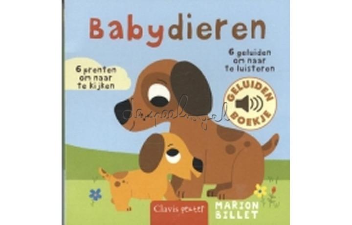 Babydieren (geluidenboekje) /Billet, M.
