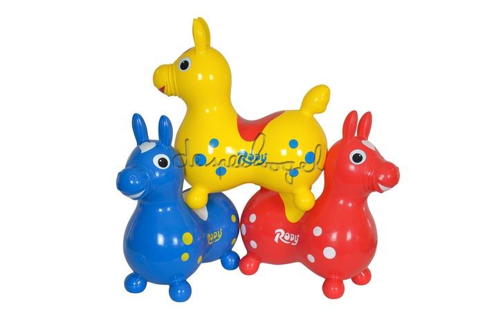 Cavallo Rody Geel