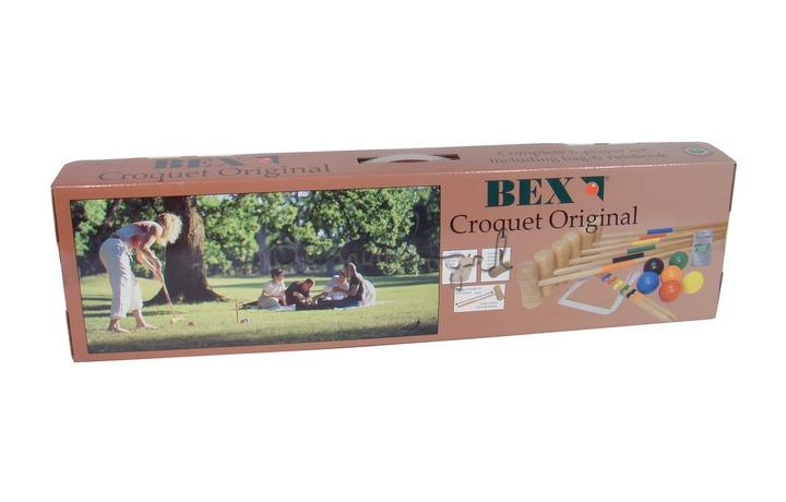 BEX cricket 6 spelers