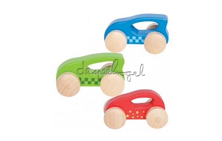 E0057 Klein houten auto