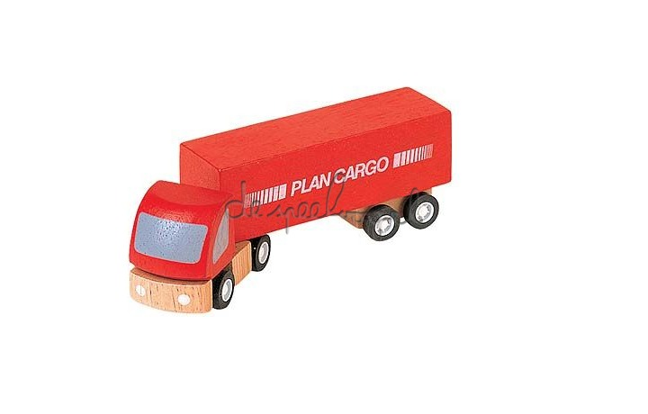6006 Plan City trekker rood