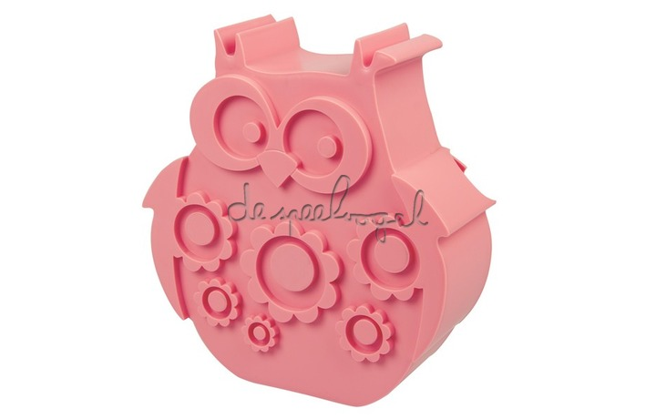 BL7556 lunchbox uil roze