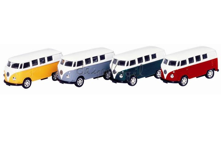 metalen VW busje