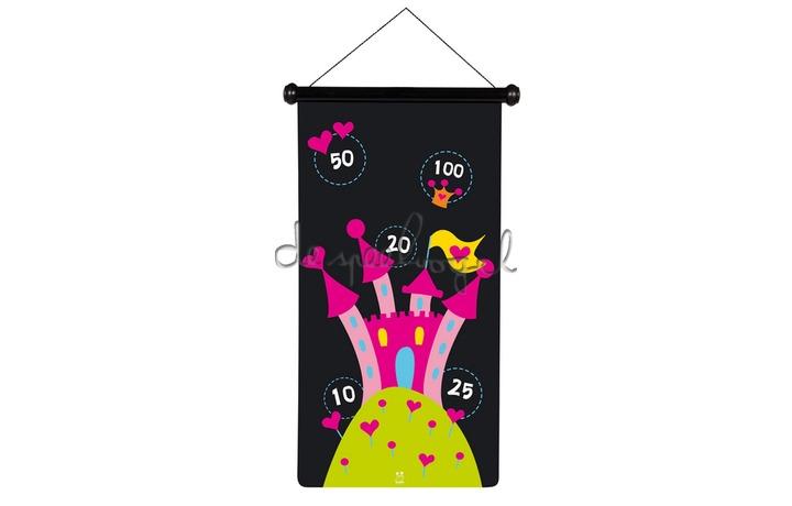 6182010 Darts Prinses Magnetisch