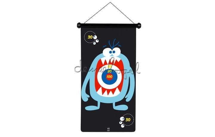 6182004 Darts Monsters Magnetisch