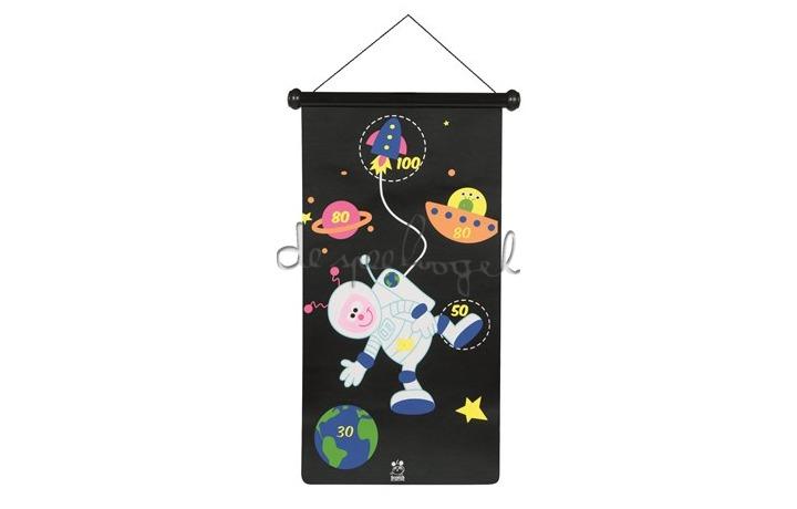 6172001 Darts raket/ruimte