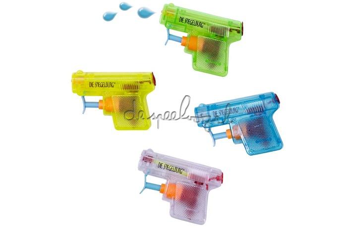 12803 Mini waterpistolen Bonte Geschenken