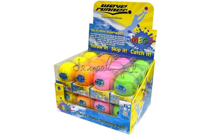 360372 Wave Runner Mega Ball (9 cm)