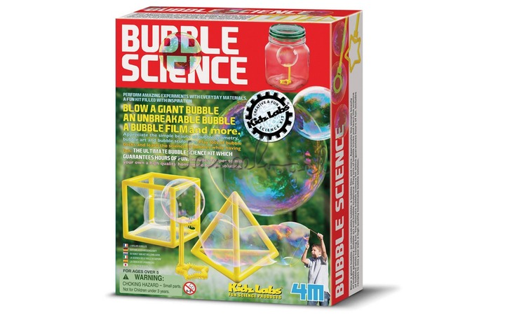 5603351 4M Kidzlabs Science: Bubble Science