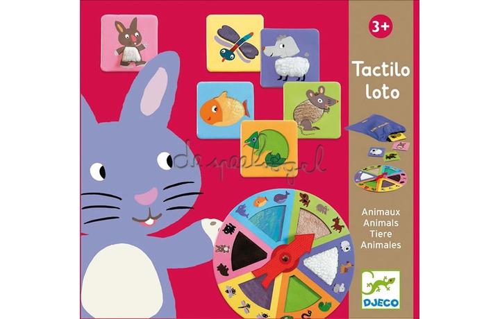 DJ08129 Tactilo Lotto dieren
