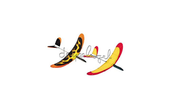Airglider 40 red / yellow