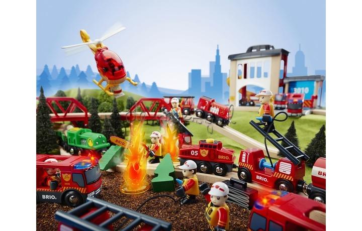 33833 Brandweerkazerne