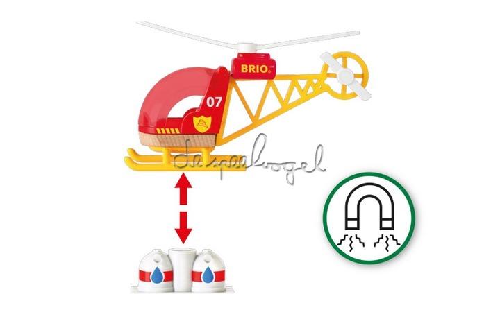 33797 Brandweer helicopter