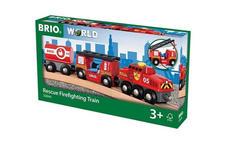 33844 Brandweer trein