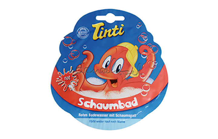 11000131 Schuimbad rood