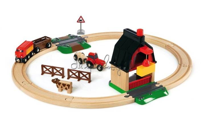 33719 treinset boerderij
