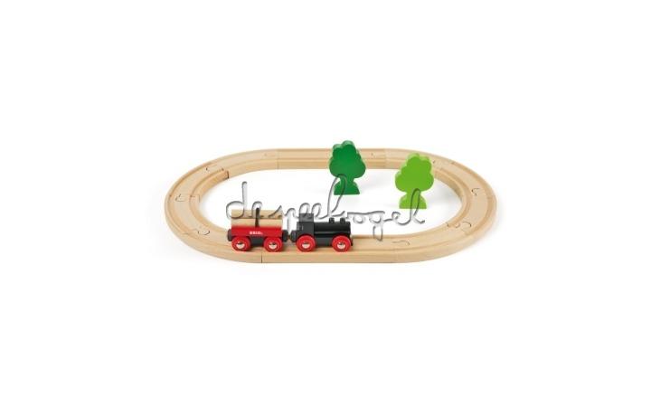 33042 treinset - het kleine bos