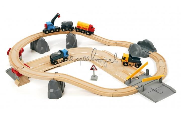 33210 treinspeelset rails & roads
