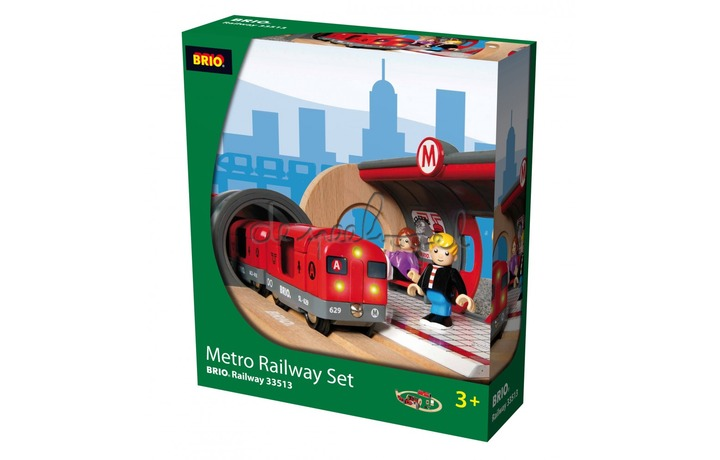 33513 treinspeelset metro