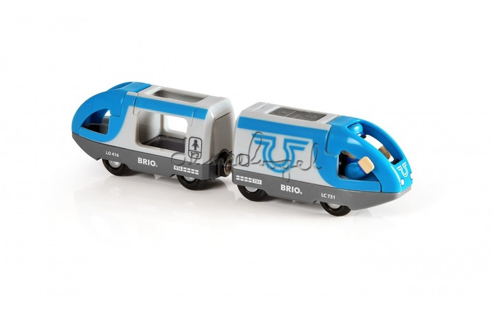 33506 passagierstrein op batterijen