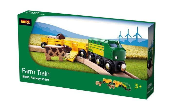 33404 trein boerderijdieren