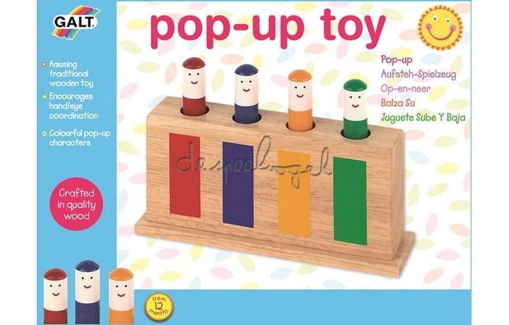 0138 First Years - Pop-Up Toy