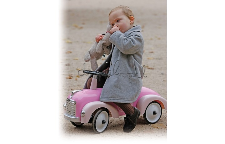 Baghera Speedster roze 882