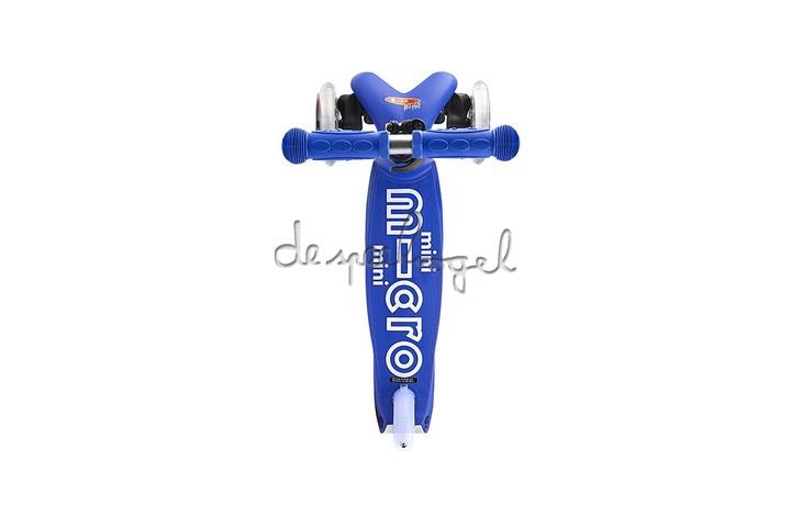 Mini Micro Blauw DELUXE MMD006