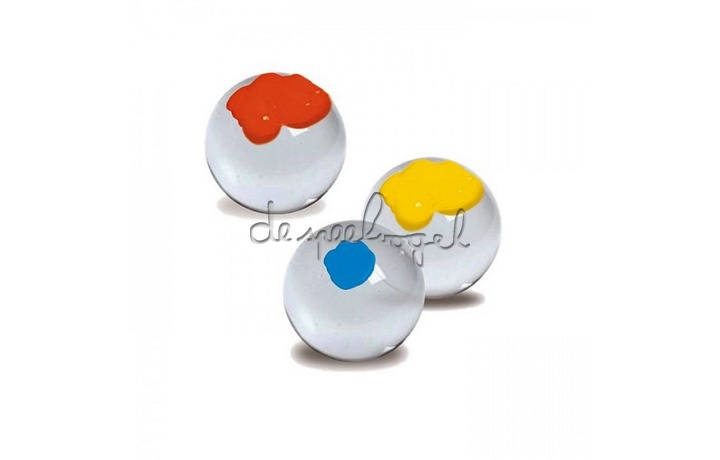 DJ09686 Kleuren met knikkers - mulitcolore