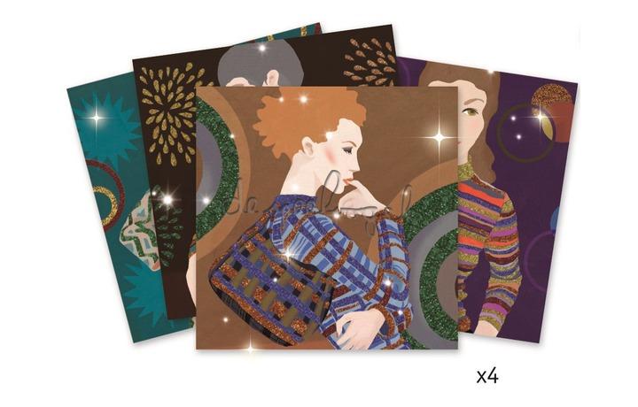 DJ09506 Glitterzand - Couture