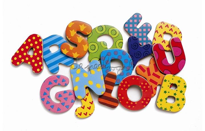 DJ03100 magneten letters