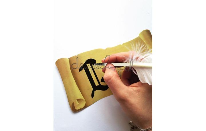 85061 Kalligrafie Middeleeuwen