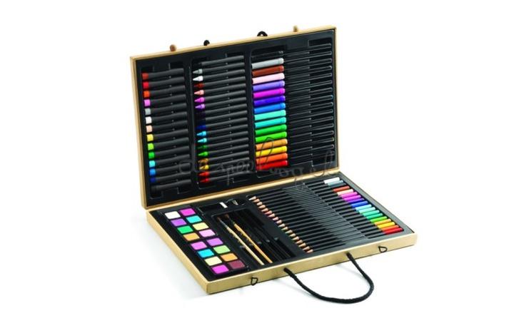 DJ09750 Grote doos met kleurtjes
