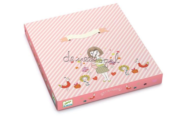 DJ09830 Mijn briefpapier - Rosalie